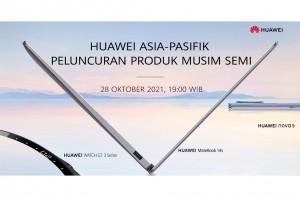 Huawei Segera Bawa Nova 9, MateBook 14s, dan Watch GT 3