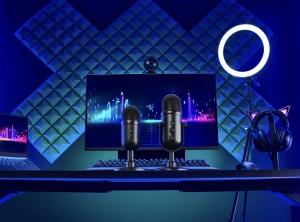 Razer Rilis Mikrofon Terbaru, Dukung Kebutuhan Streamer Profesional