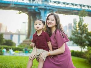 Tasya Kamila dan Prinsip 'Good Enough Parent'