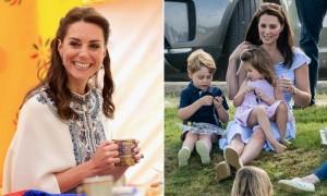 Mengintip Menu Sarapan Sehat ala Kate Middleton untuk Anak-anaknya