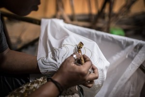 Yayasan Batik Indonesia Terima Bantuan untuk Para Perajin Batik