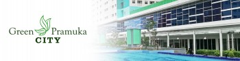 Apartemen Green Pramuka City