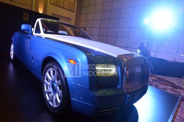 Rolls-Royce Kembangkan Program Bespoke di Indonesia