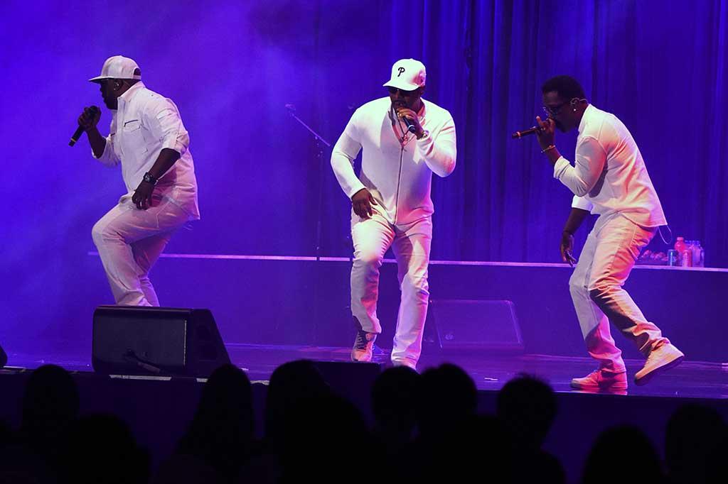 Boyz II Men Gelar Konser di Surabaya
