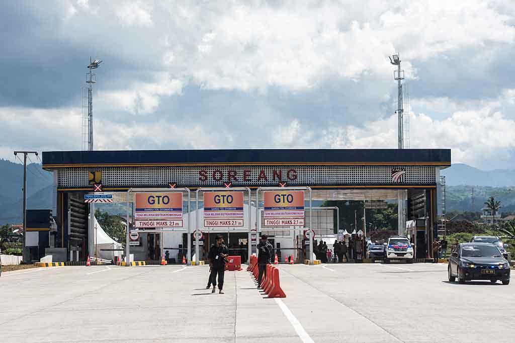 Presiden: Tol Soroja Dongkrak Kawasan Bandung Selatan