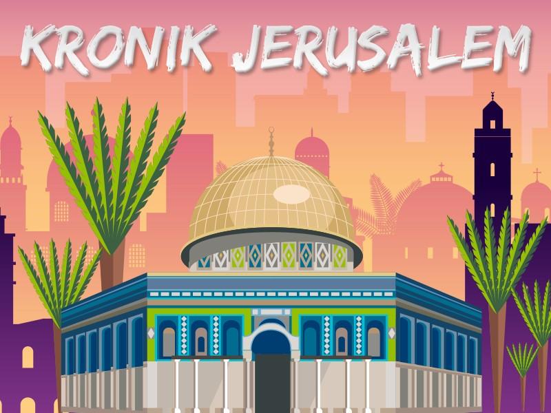 Infografis: Kronik Jerusalem