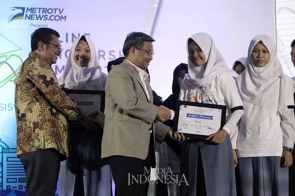 240 Siswa Jadi Pemenang OSC with Avitex 2017