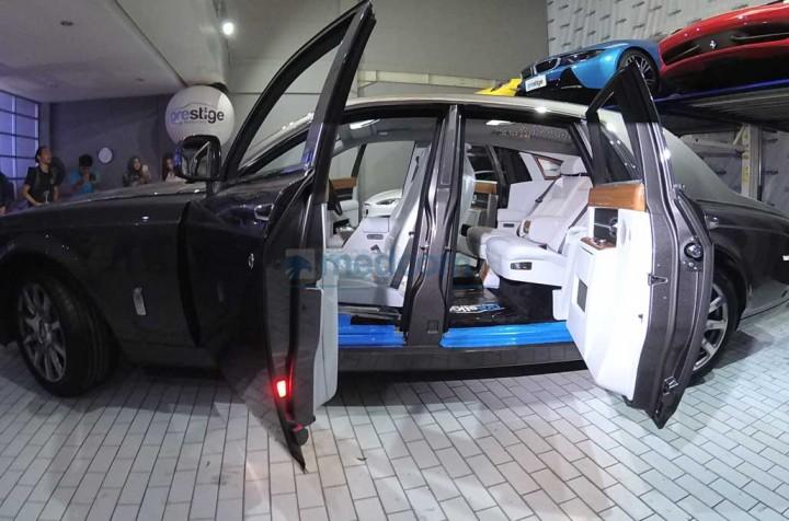 Rolls-Royce Phantom Metropolitan, Satu-Satunya di Indonesia