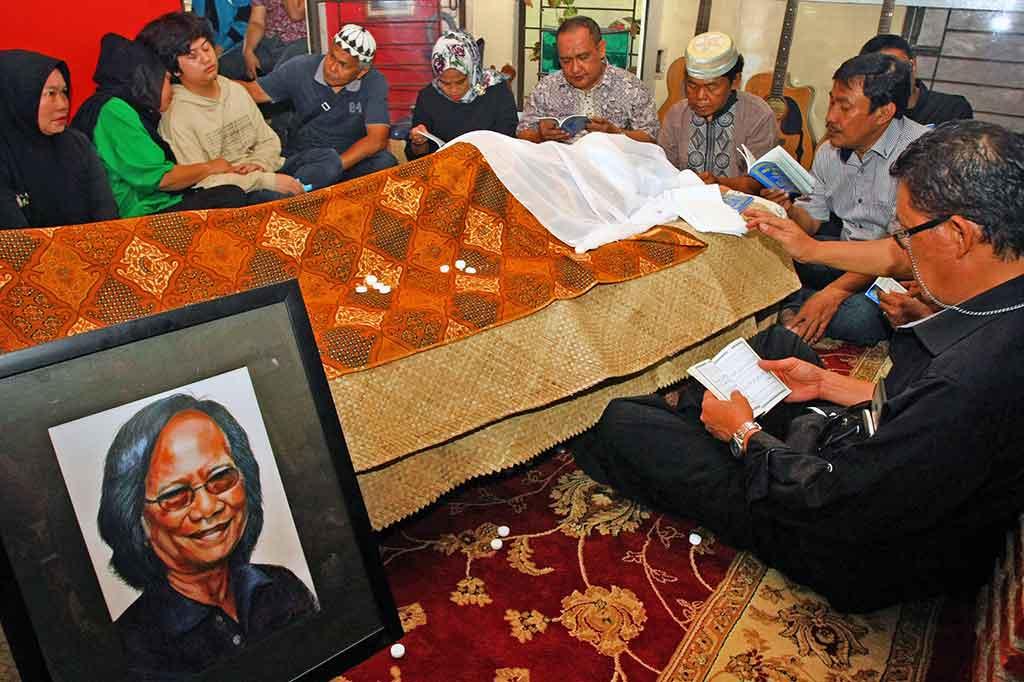 Yon Koeswoyo Wafat