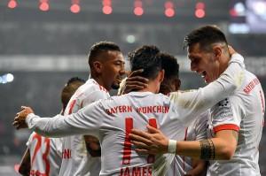 Muenchen kokoh di puncak klasemen dengan 44 poin, unggul 14 poin atas tim peringkat kedua Schalke 04. Sementara itu Leverkusen tetap di urutan empat dengan 28 poin.