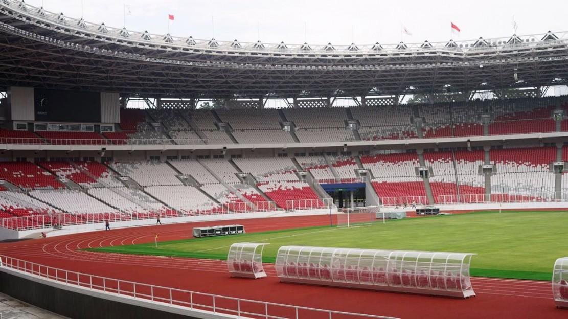 Apa yang baru di Stadion Utama GBK?