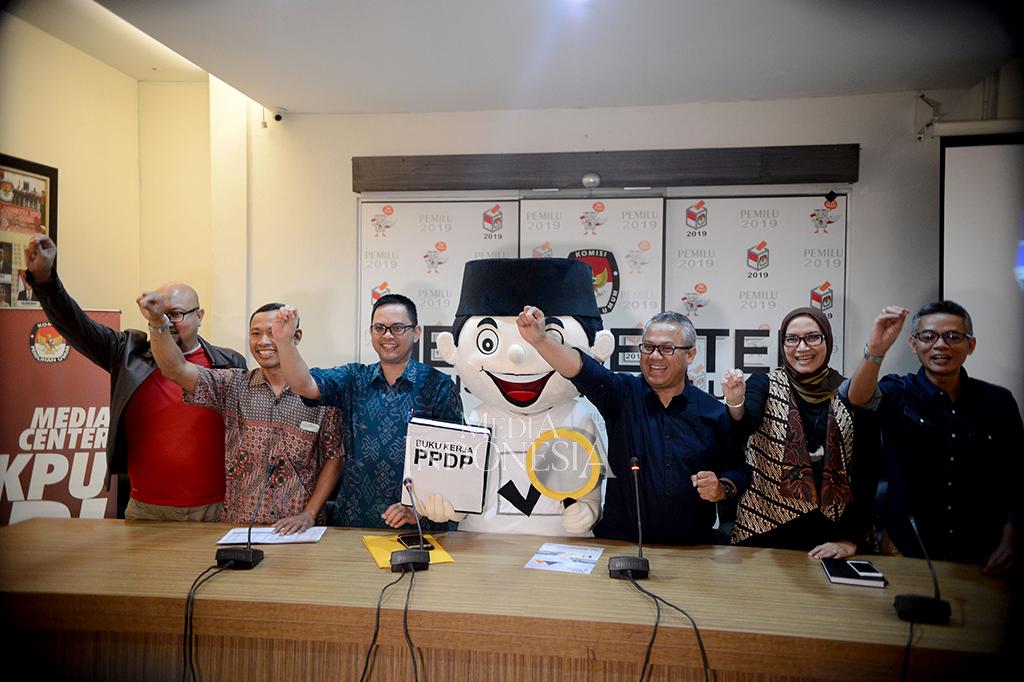 KPU Lakukan Coklit Serentak Mulai 20 Januari