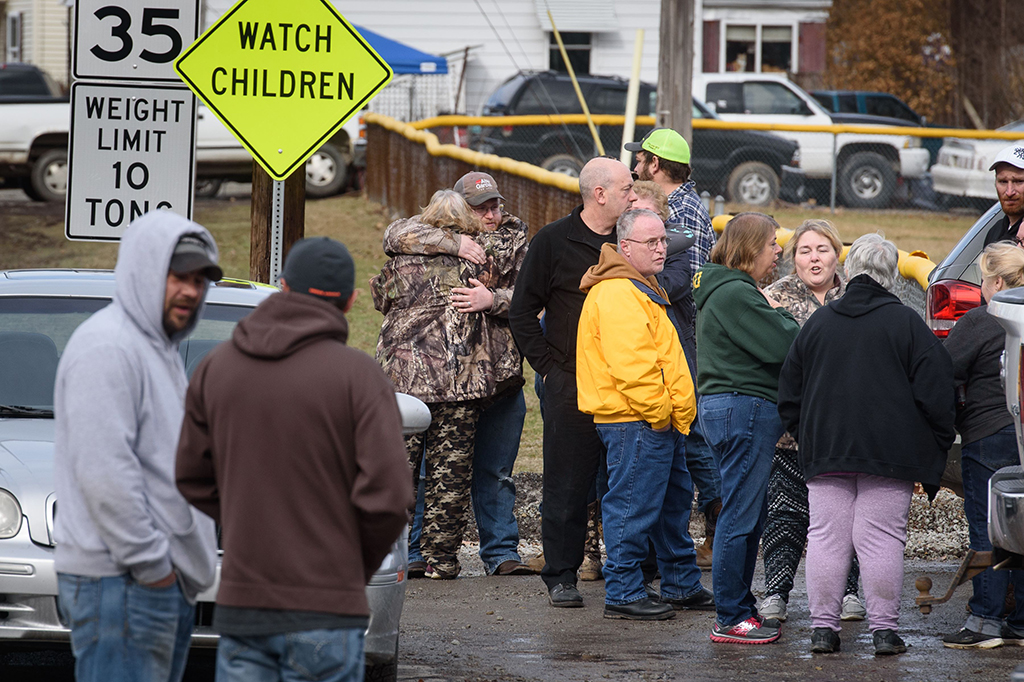 5 Orang Tewas dalam Penembakan Brutal di Pennsylvania
