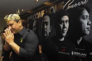 Padi Reborn akan melakukan konser di Surabaya pada Sabtu (3/2) yang bertajuk 'Padi Reborn-Welcome Home Concert'.