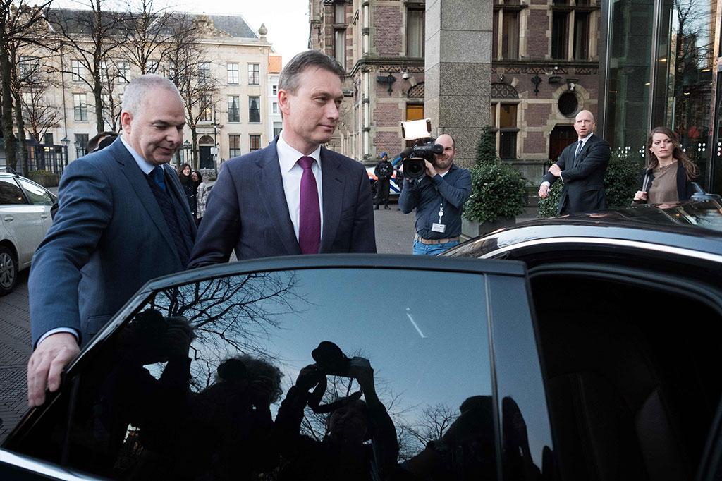 Berbohong Bertemu Putin, Menlu Belanda Mundur