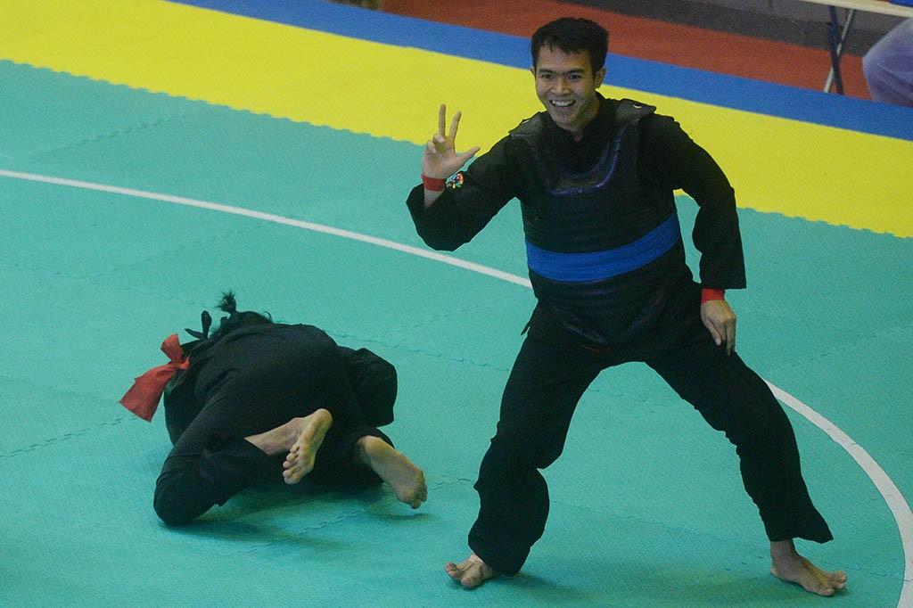 Pencak Silat Indonesia Borong 7 Medali Emas