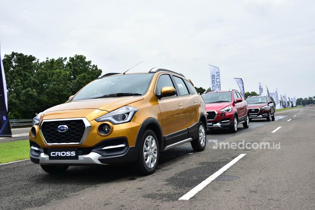 Menjajal Performa Crossover Kompak Datsun Cross