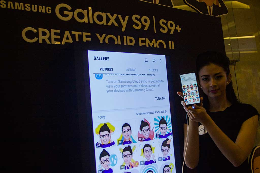 Samsung Rilis Galaxy S9 dan S9+