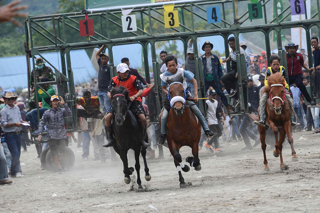 Pacuan Kuda Takengon, Atraksi Budaya di Tanah Gayo