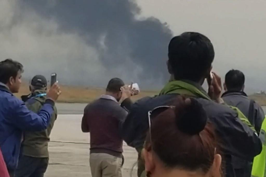 Pesawat Bangladesh Jatuh di Nepal, 27 Tewas