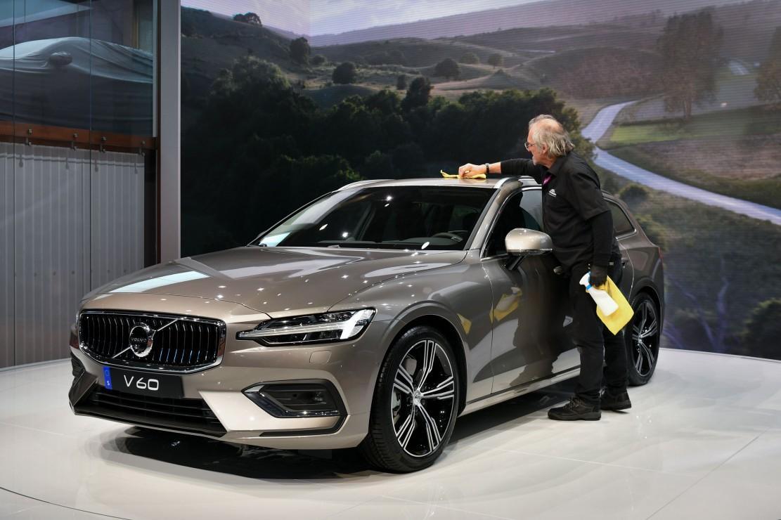 Kepercayaan Diri Volvo di Geneva International Motor Show 2018
