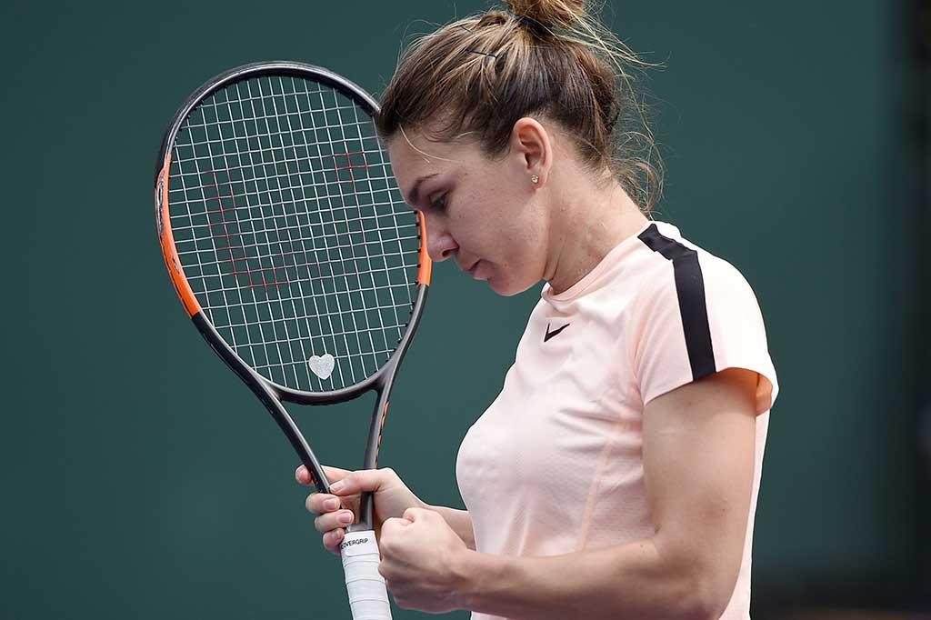Halep ke Perempat Final BNP Paribas Open
