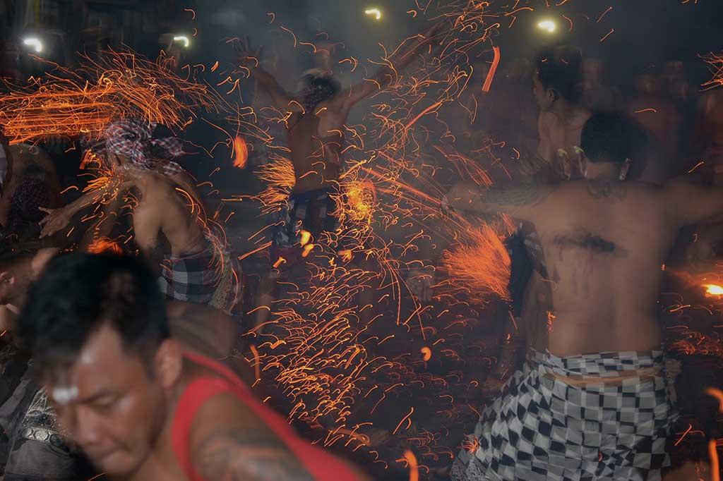 Kuta Gelar Festival Ogoh-ogoh