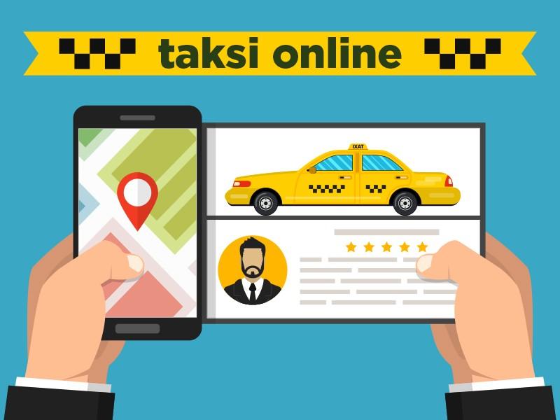 Modus Kejahatan Taksi <em>Online</em>