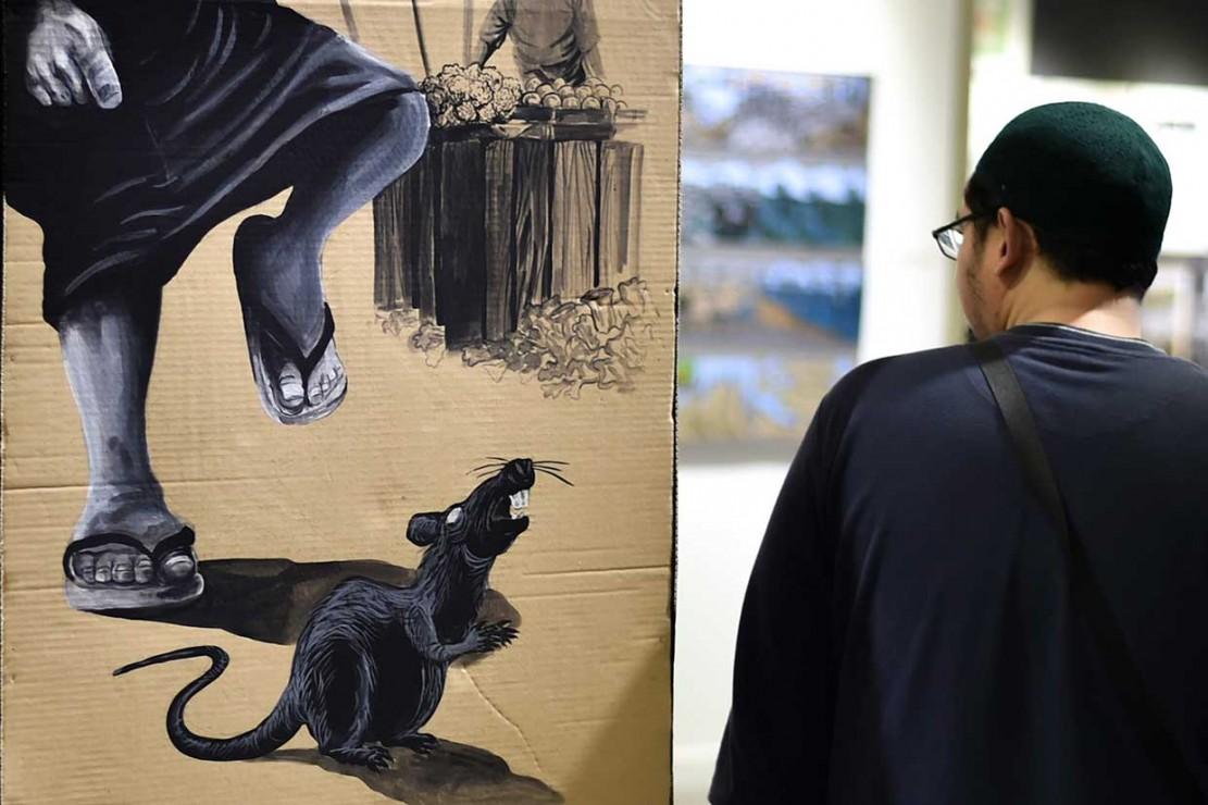 Pameran Dunia Komik Digelar di Galeri Nasional Indonesia