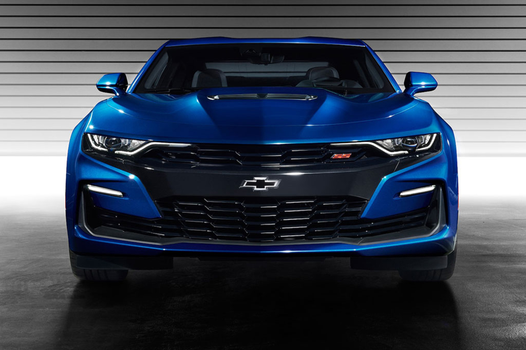 New Chevrolet Camaro yang Kini Bermesin Turbo