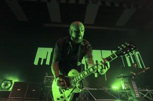 The Script membawakan sejumlah lagu di antaranya Super Heroes, Rock The World dan Rain dalam konser tersebut.