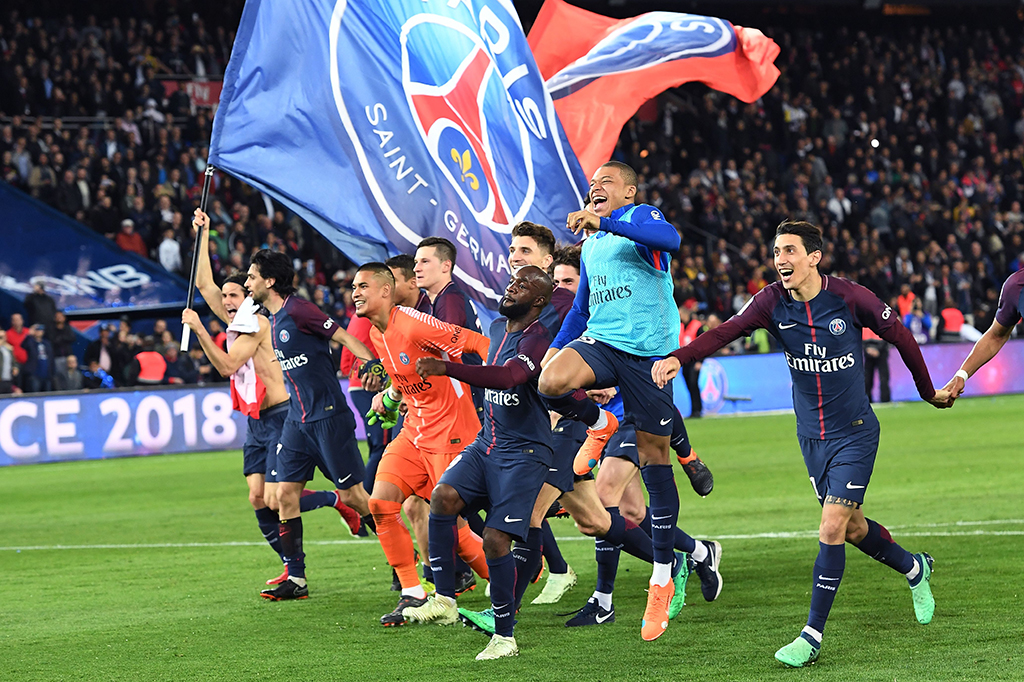 Cukur Monaco 7-1, PSG Juara League 1 Musim Ini
