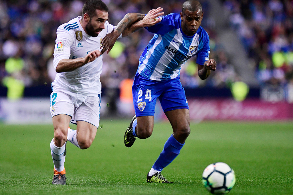 Madrid Tundukkan Malaga 2-1