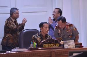 Jokowi ingin kebutuhan rumah tersebut, dapat dipenuhi dengan memanfaatkan dana anggaran nonpemerintah, sehingga ada tambahan alternatif model di luar skema pembiayaan perumahan yang sudah ada.