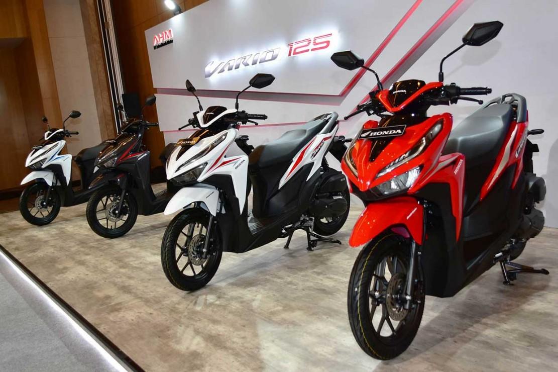 Honda Vario 125 dan 150 Berubah Total