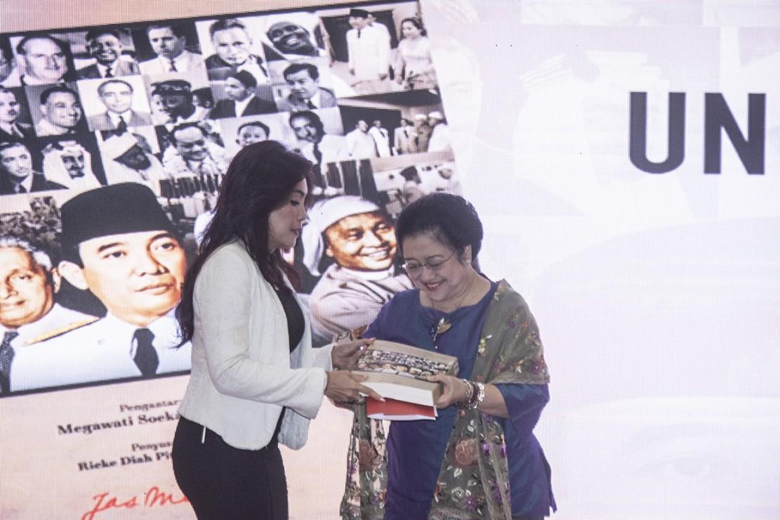 Megawati Hadiri Peringatan 63 Tahun KAA