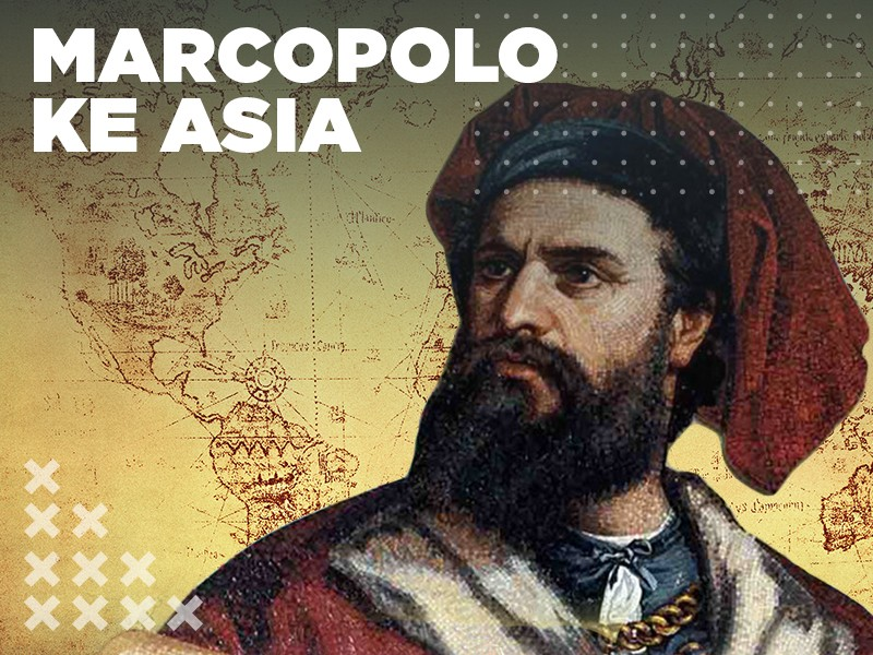 Hari Ini: Marcopolo ke Asia