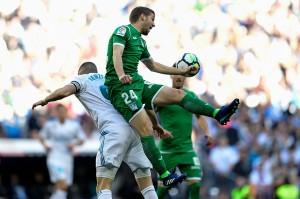 Leganes akhirnya mampu membobol gawang Real Madrid pada menit 66, lewat Darko Brasanac. Skor pun berubah menjadi 2-1.