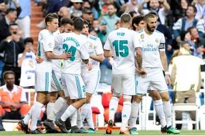Dengan kemenangan ini, Real Madrid tetap berada di peringkat tiga klasemen dengan mengumpulkan 71 poin.