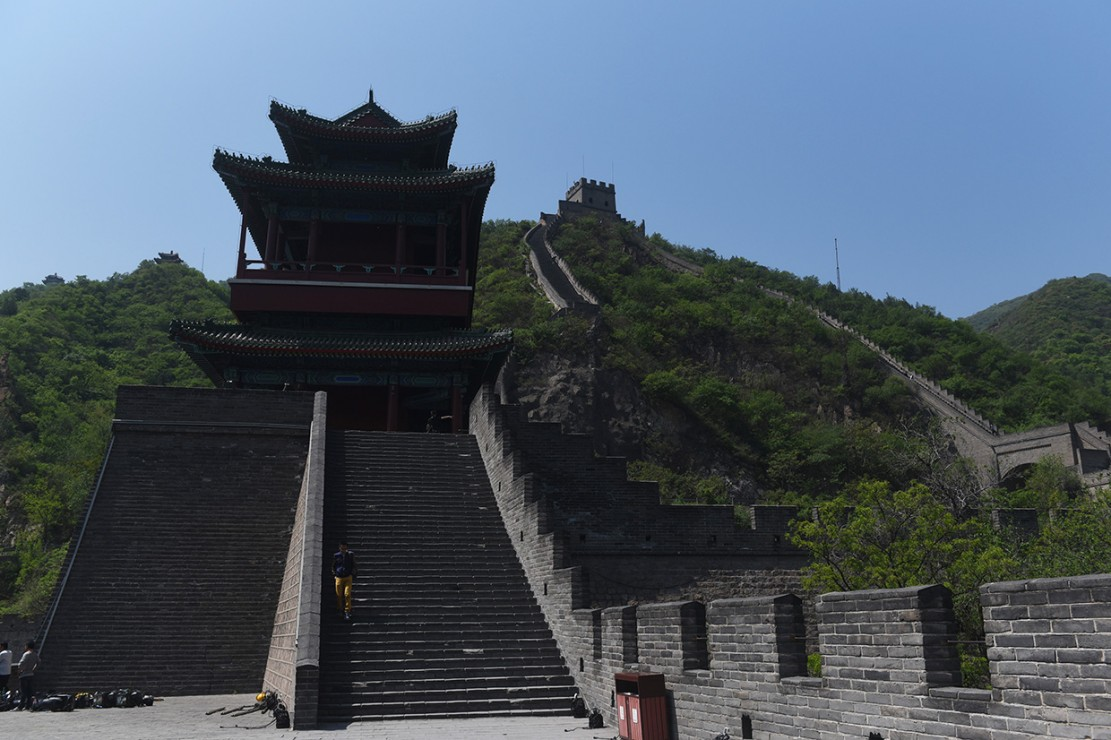 Melihat Kemegahan Tembok Besar China