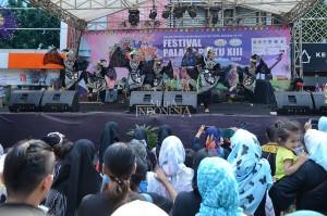 Kemang Festival yang bertajuk Palang Pintu XIII ini berlangsung 5-6 Mei 2018.