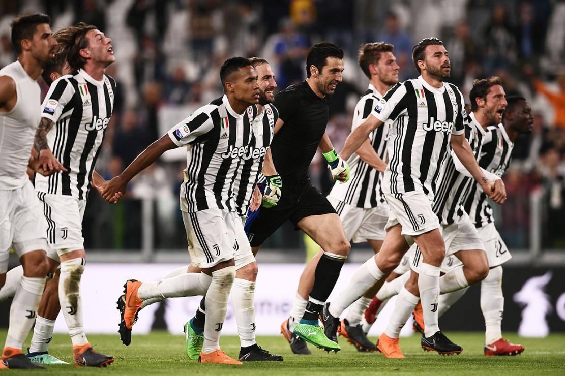 Itu artinya, Juventus tinggal membutuhkan satu kemenangan lagi untuk mengunci gelar scudetto atau berharap  Napoli tumbang pada pekan ke-36.