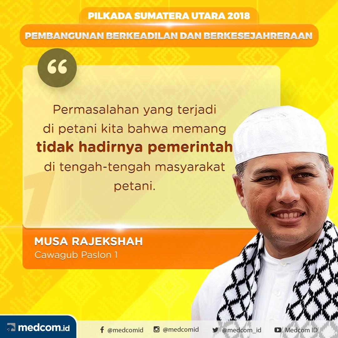 Kutipan Menarik 2 Paslon pada Debat Pilkada Sumatera Utara 2018