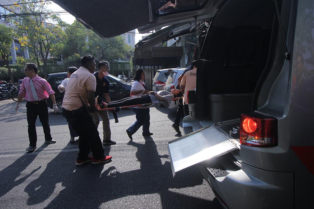 Korban Tewas Bom Gereja di Surabaya Jadi 11 Orang
