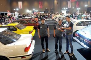 PT Honda Prospect Motor (HPM) menggelar acara