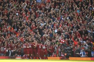 Alhasil, tim asuhan Juergen Klopp itu finis posisi keempat dengan 75 poin dan lolos langsung ke fase grup Liga Champions 2018/2019, unggul lima poin atas Chelsea finis kelima usai kalah 0-3 dari Newcastle United.