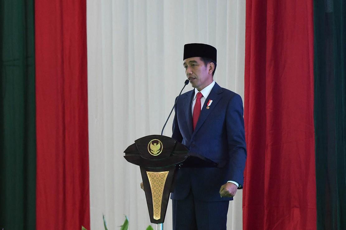 Jokowi: Islam Tak Ajarkan Kekerasan