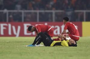 Persija Jakarta tersingkir dari Piala AFC 2018.