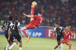 Bermain dalam leg kedua semifinal Zona ASEAN melawan Home United Stadion Utama Gelora Bung Karno (SUGBK), Selasa 15 Mei 2018, tim tuan rumah kalah dengan skor 1-3.