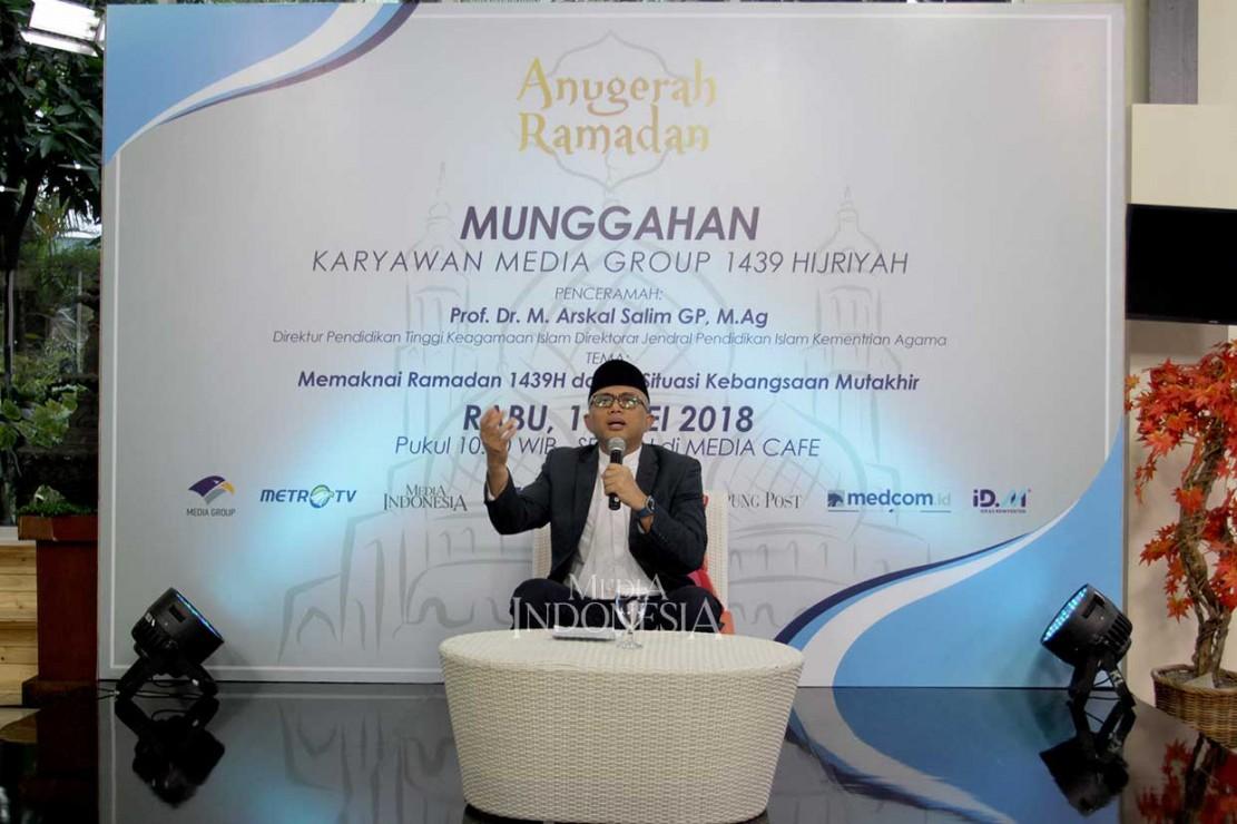 Jelang Ramadan, Media Group Gelar Munggahan